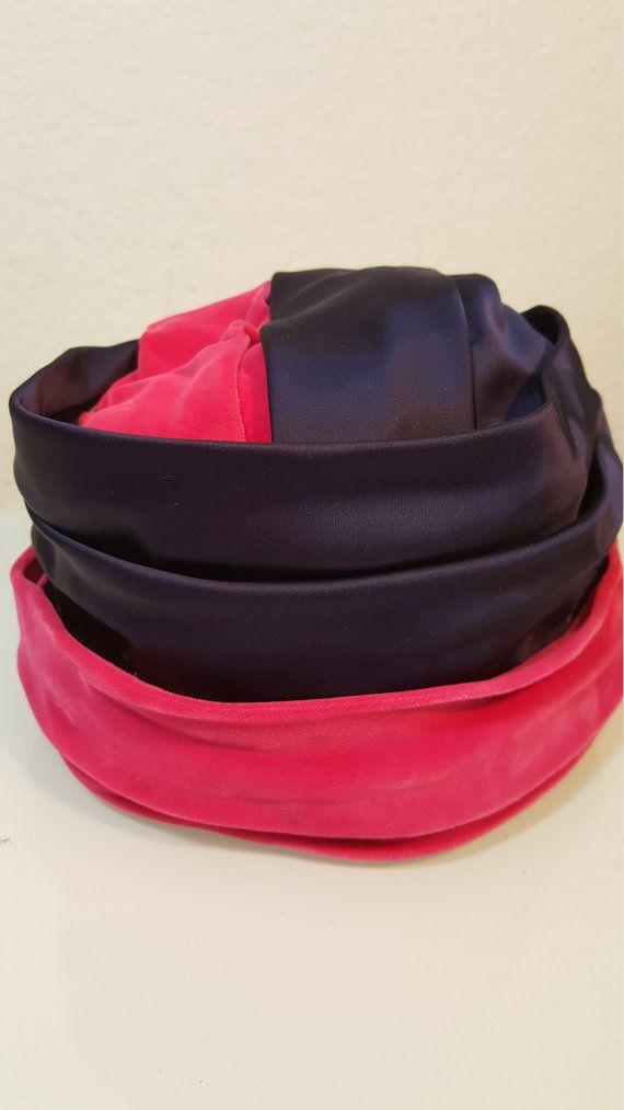 39ed551371f Reserved  Tilt Hat  Vintage 1930s 1940s Hat