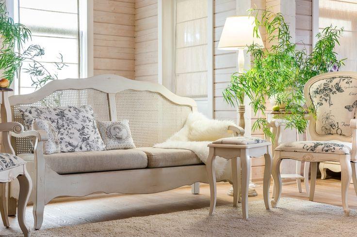 Mobilier de Maison - французская мебель, интерьеры в стиле прованс.