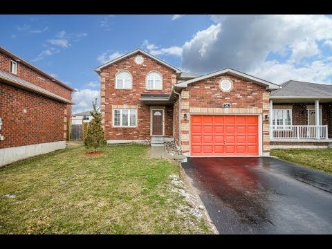 34 William Paddison Dr Barrie Ontario Barrie Real Estate Tours