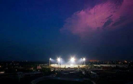 Gaddafi Stadium is love. So well made (y)