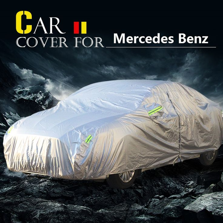 44.06$  Watch now - http://alid9q.worldwells.pw/go.php?t=32754625832 - New Car Cover Coupe Sedan Wagon Sun Snow Rain Scratch Resistant Waterproof Cover For Mercedes Benz C160 C180 C200 C220 C230 C250 44.06$