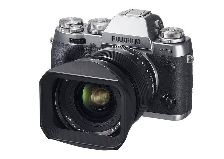 Fujifilm X-T1 avec 16mm f/1.4 et LH-XF16