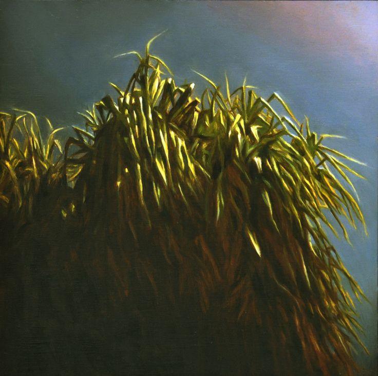 James Bonnici, Tree Oil on linen
