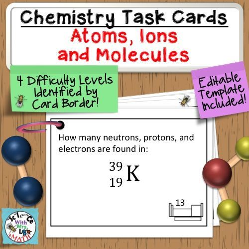74 best My Favorite TpT Store! images on Pinterest Science - fresh annotated periodic table a level