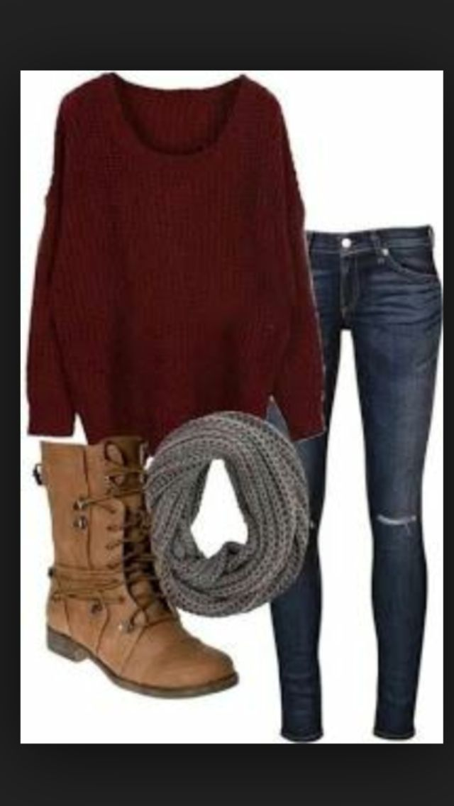32 best Maroon sweater images on Pinterest | Maroon sweater, Big ...