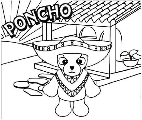 webkinz pets coloring pages - photo#34