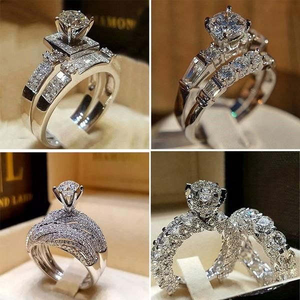 Fine Or Fashion Fashionitem Type Ringsshape Pattern