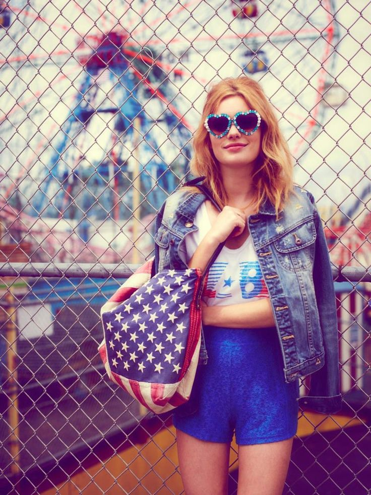 Fourth of July Fashion Pictures Photo 8