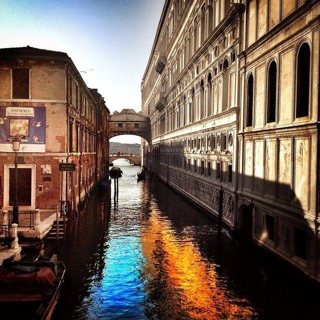 Ponte della Canonica em Venezia, Veneto