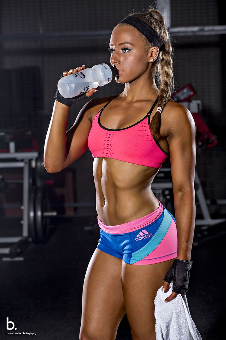 fit girl poen