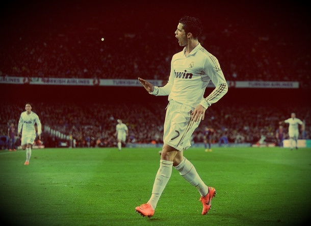 Cristiano Ronaldo scores winner in Spanish El Clasico.