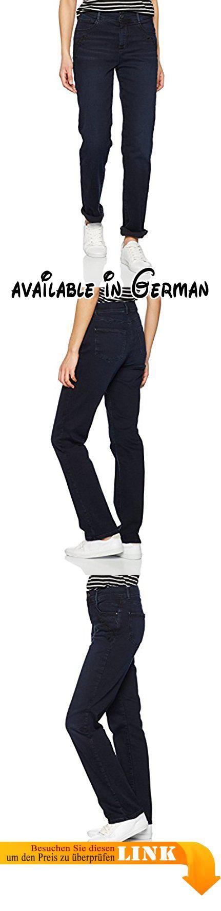 Bonita Damen Jeans Uni, Straight Blau (Blue Denim Grey Cast 1068), 38.  #Apparel #PANTS