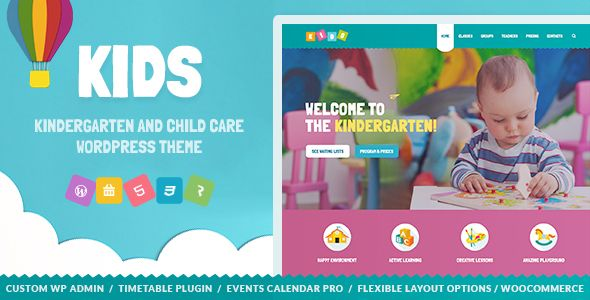 [GET] Kids - Day Care & Kindergarten WordPress Theme for Children (Children) - NULLED - http://wpthemenulled.com/get-kids-day-care-kindergarten-wordpress-theme-for-children-children-nulled/