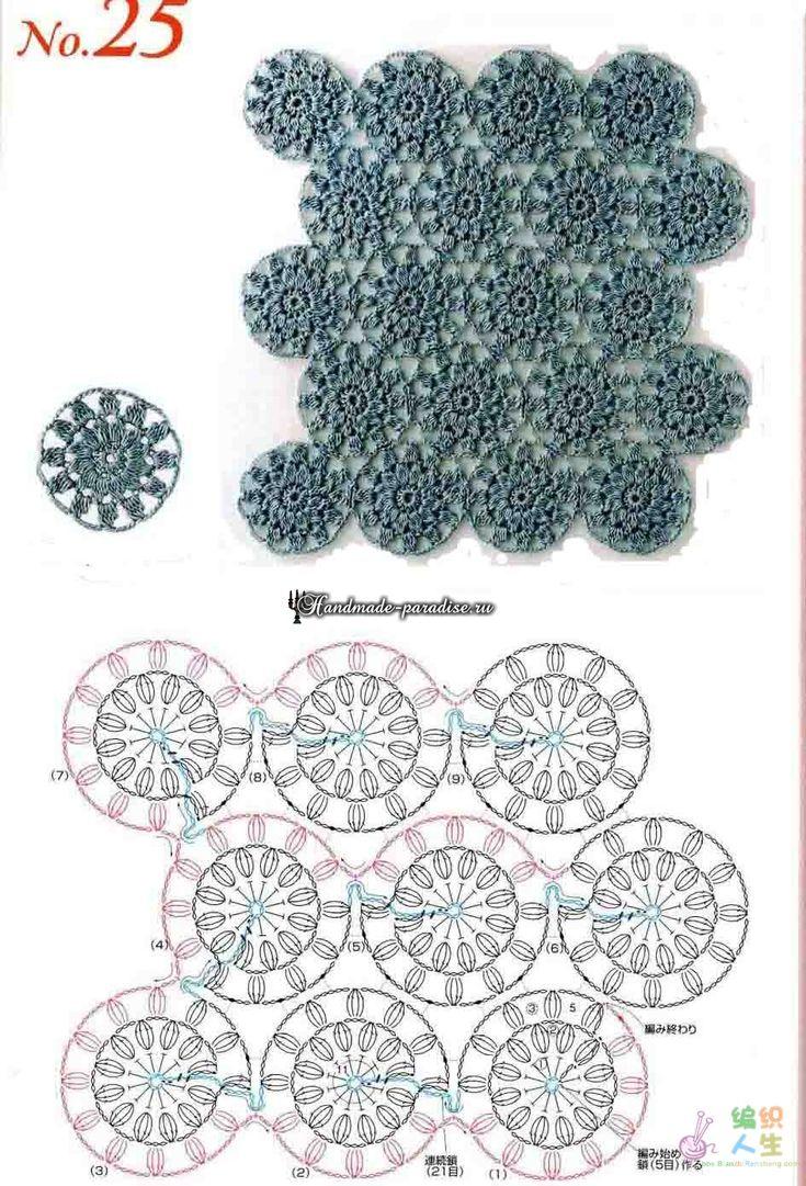 Artizanat. crochet | Articole din categoria Artizanat. crochet | Blog-ul Margarita: LiveInternet - Serviciul Rusă Online Zilnice