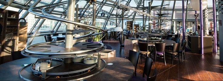 Speisen & Getränke - Das Achterbahn Restaurant in Dresden