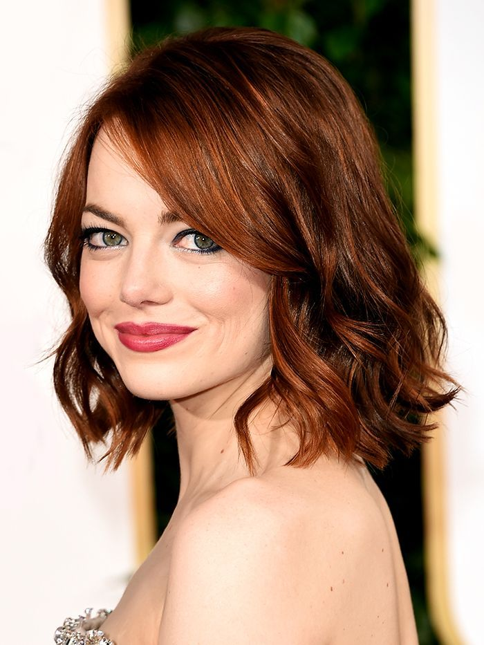Thinking of transforming your locks to dark red or going a little deeper with your color? Check out 15 celebs with gorgeous red hair inside.
