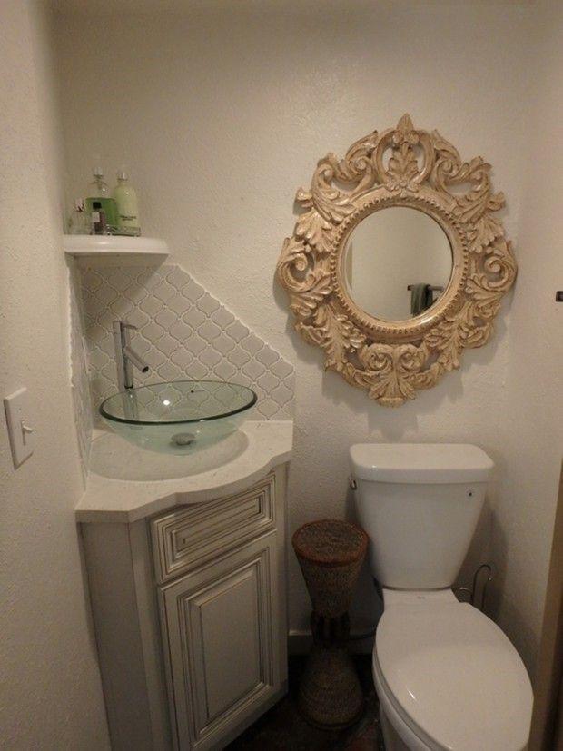 449 best Badkamer ideeën images on Pinterest   Bathroom, Half ...