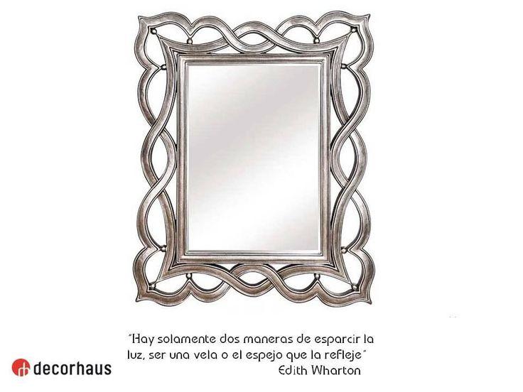 Espejos. Mirrors. http://www.decorhaus.es/es/ #muebles #Málaga