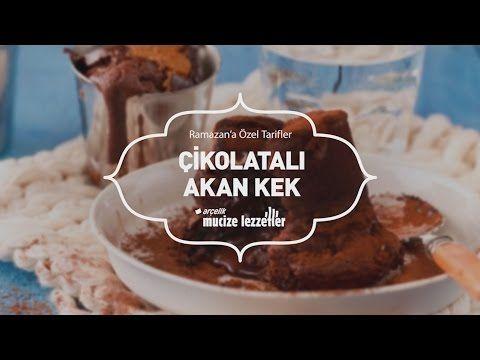 Çikolatalı Akan Kek - YouTube