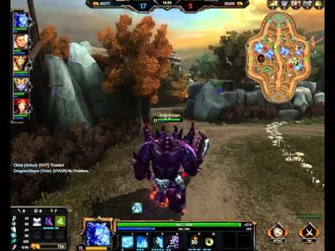 SMITE Ymir Conquest Gameplay - YouTube
