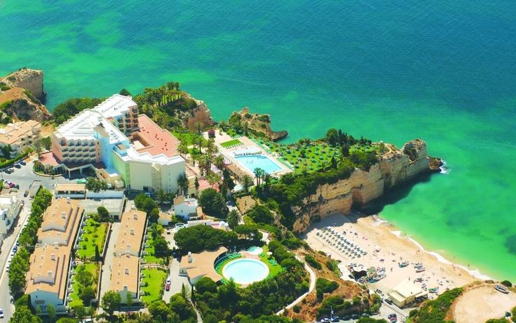 Algarve- pestana viking hotel views 01