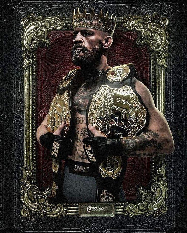 The King #Conor #McGregor                                                                                                                                                                                 Mais