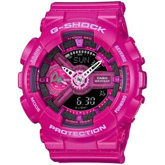 Casio G-SHOCK Pink GMAS110MP-4A3 Watches for sale from Authorized Dealer - Donaldson Watch Repair in Arizona