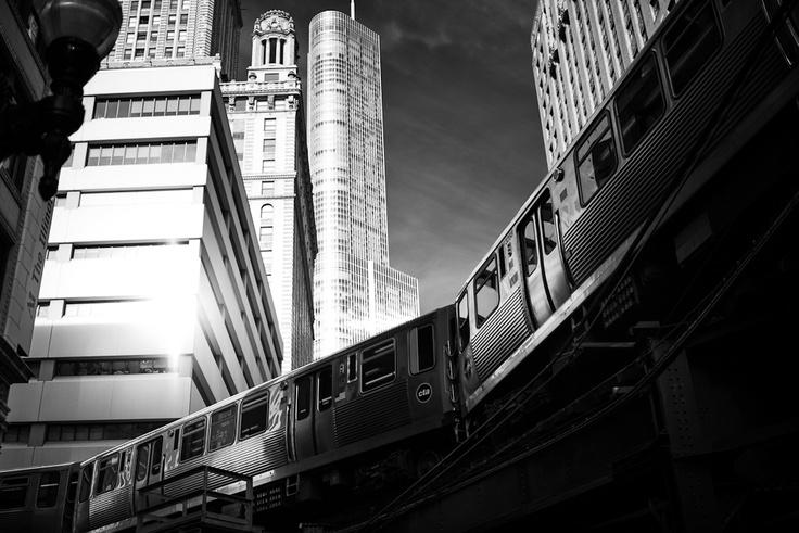 Sweet Home Chicago... (Photo Christian Hamann)