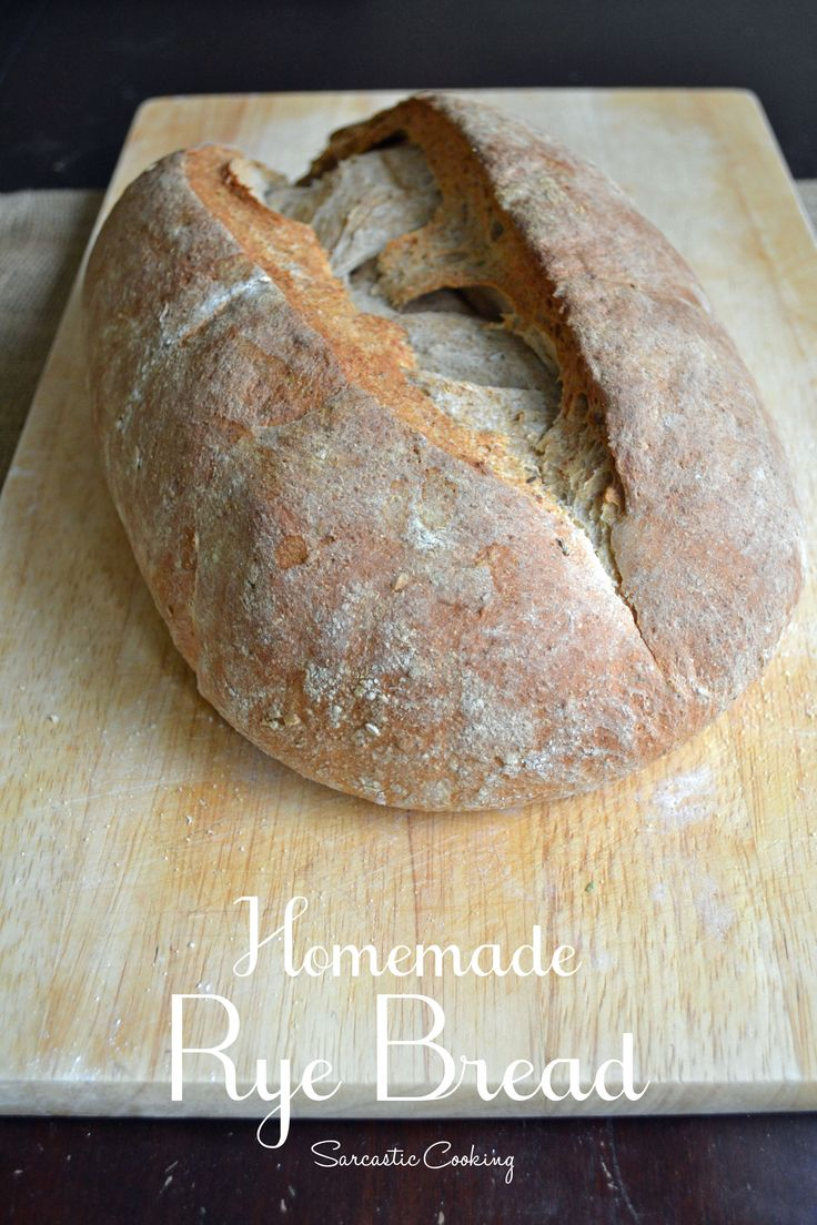I friggen love rye bread. I grew up on rye bread. It is a carb that is very near and dear to my heart. When I was little, I remember going to my Dziadzia's (pronounced jah-jah, Polish for grandpa) ...