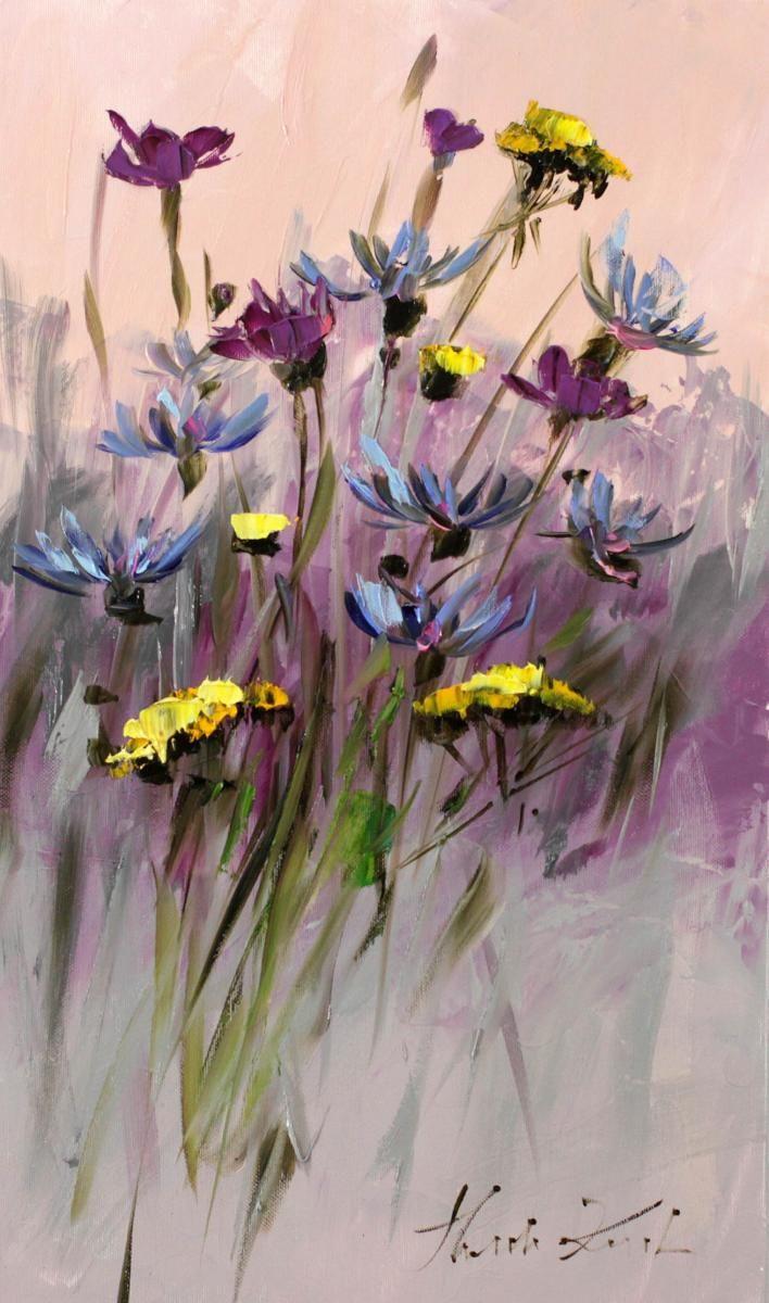 Obraz Wrotycz Jesienny Nr Katalogowy 765 Krukart Flower Art Painting Nature Art Painting Painting Art Projects