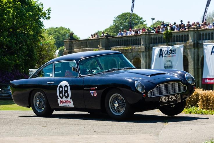 #88 Andrew English - Aston Martin DB5 (1965)