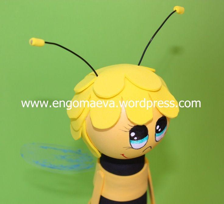 Maya Bee. Original gift   ---   Abeja Maya. Regalo original.