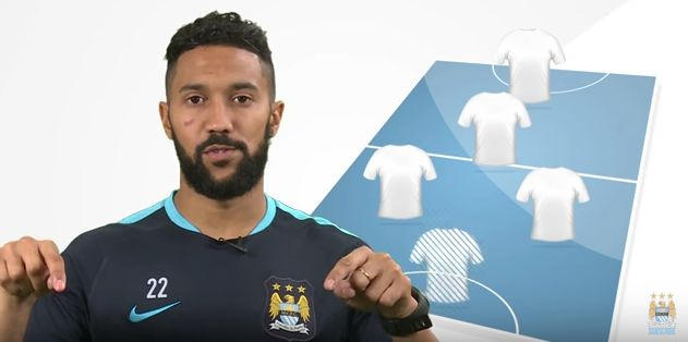 Man Citys Gael Clichy picks his all-time 5-a-side team ft. 3 Arsenal legends (Video)