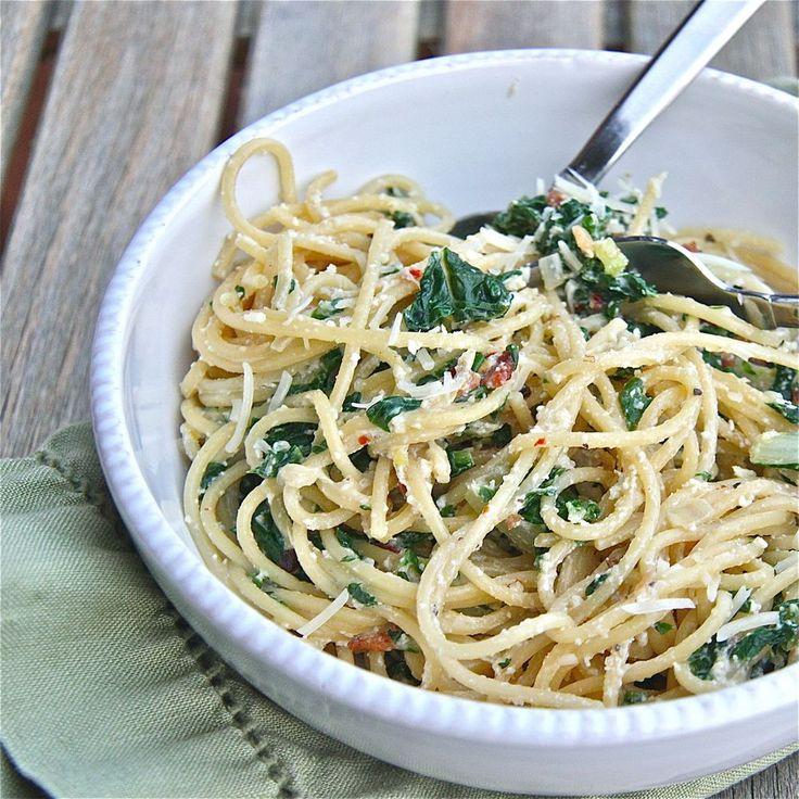 Swiss Chard and Lemon Ricotta Pasta recipe on Food52