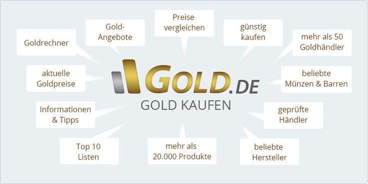 Gold kaufen bei Gold.de