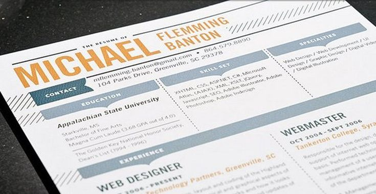 The 41 best resume templates ever best resume template