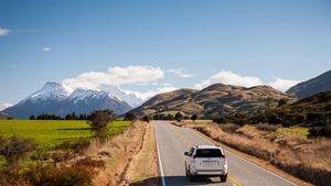 NZ Travel Organiser