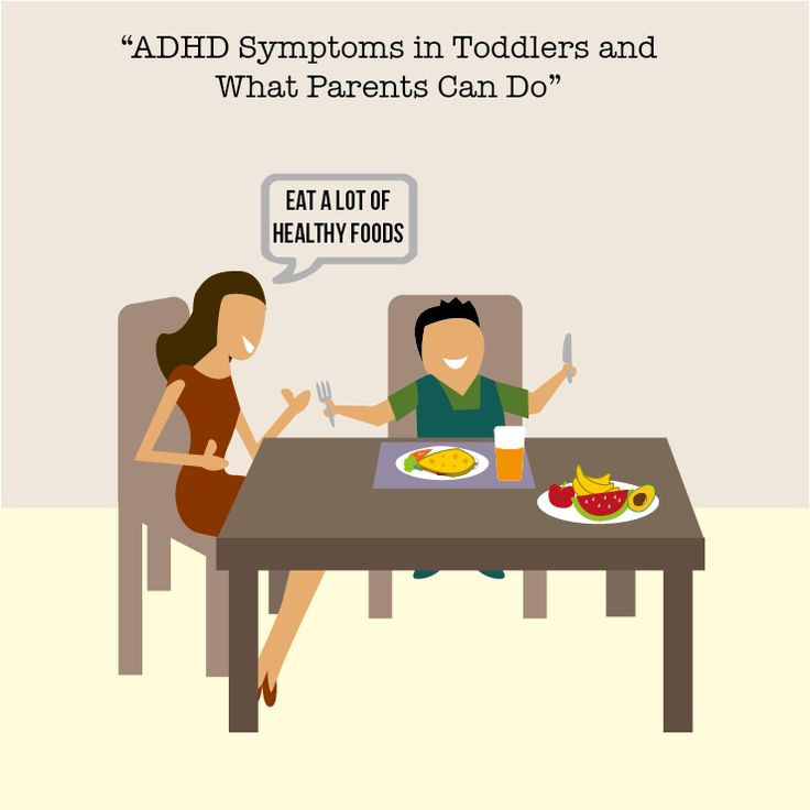 Toddlers are children between the ages one to three. During this time, it is typical for children to be always on the go, antsy with divided attention most of the time. These behaviors may obstruct their ability to learn as well. However at this stage, when these behaviors seem normal, the child might also have Attention Deficit Hyperactivity Disorder.