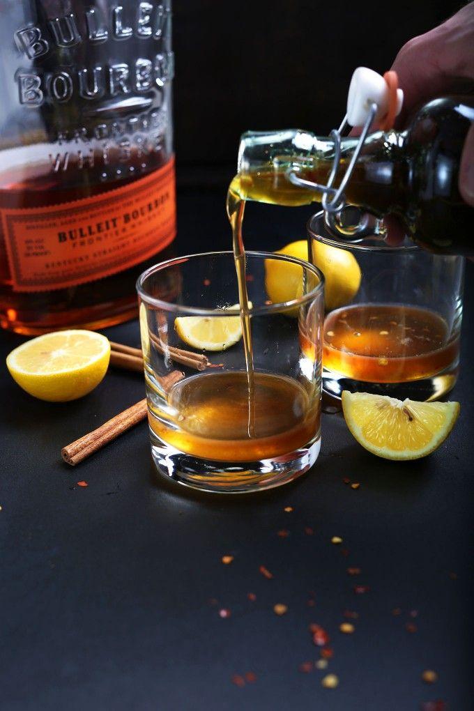 Chili Cinnamon Bourbon Hot Toddy (recipe) / by Minimalist Baker