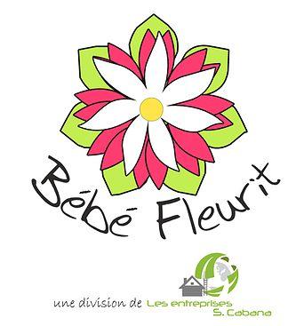 Bébé Fleurit