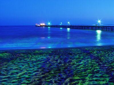 Colombia playa Santa Marta