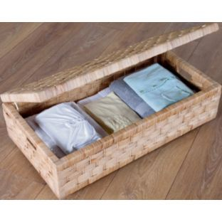 Buy Wheeled Underbed Storage Box with Lid at Argos.co.uk - Your Online Shop for Storage, desks and filing, Limited stock Home and garden, Plastic storage boxes and units.