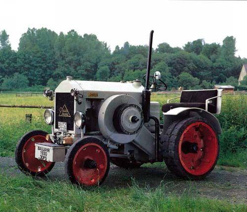 Oldtimer - Traktor