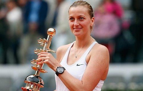 Petra Kvitova beat Svetlana Kuznetsova by 6-1, 6-2 to win 2015 Mutua Madrid Open. Kvitova won her second Madrid Open after 2011 in just 67 minutes.