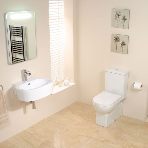 Cloakroom Suites - Buy a Space Saving Cloakroom Suite