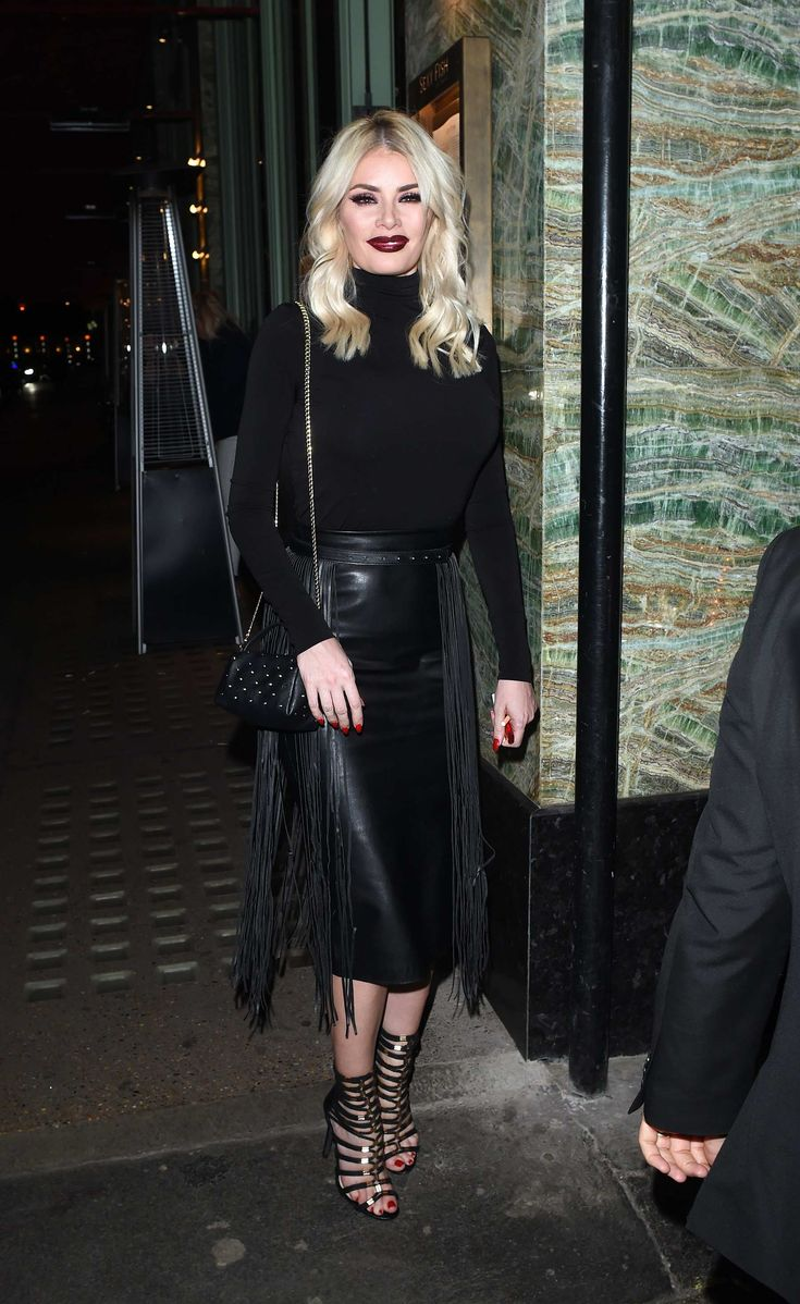 Chloe Sims leaves Sexy Fish Restaurant