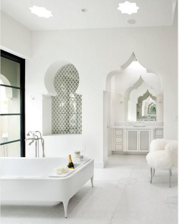 Decorate your home with an Arabic theme interior