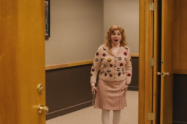 Kimmy Robertson in a still from Twin Peaks. Photo: Courtesy of SHOWTIME