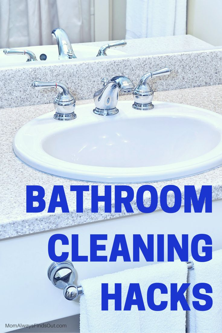 bathroom cleaning hacks you should be using bathroom cleaning make your and cleaning. Black Bedroom Furniture Sets. Home Design Ideas