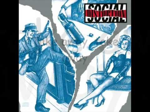 """You can run all your life but not go anywhere."" Social Distortion - Ball And Chain"